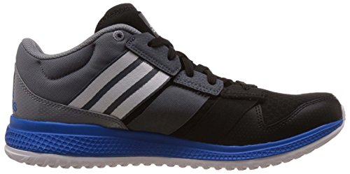 adidas Herren Zg Bounce Trainer Laufschuhe Schwarz / Schwarz / Blau (Negbas / Negbas / Azuimp)