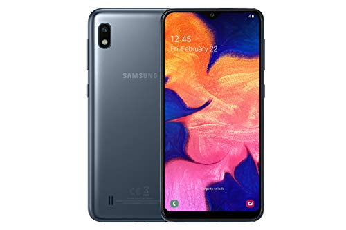 Samsung Galaxy A10 Dual-SIM 32GB 6.2-Inch HD+ 13MP Camera Android 9 Pie UK Version Smartphone