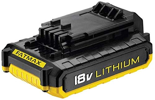 STANLEY FMC687L-XJ Batería 18V Li-Ion 2Ah