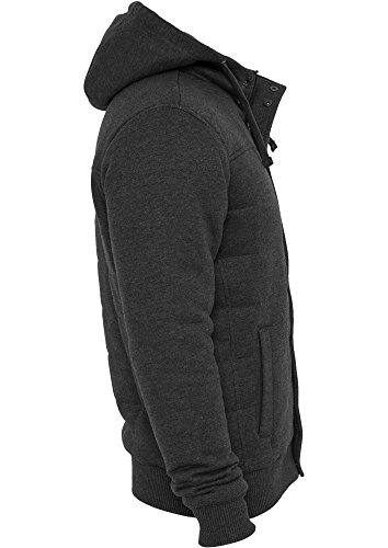 TB430 Sweat Winter Jacket Herren Jacke Kapuze Sweatjacke - 4