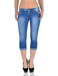 suchergebnis auf f r dreiviertel jeans damen bekleidung. Black Bedroom Furniture Sets. Home Design Ideas