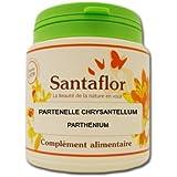 Santaflor - Partenelle chrysantellum parthenium - gélules240 gélules gélatine végétale
