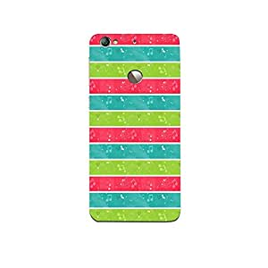 Mikzy Music Sign Pattern Printed Designer Back Cover Case for LeTv Le 1s
