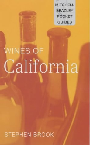 Wines of California (Mitchell Beazley Pocket Guides)