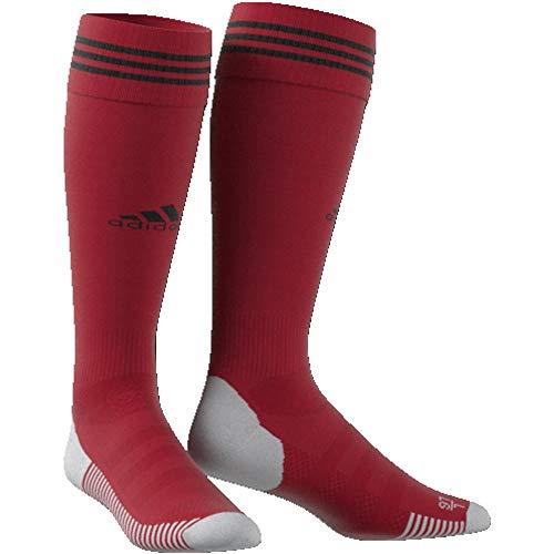 adidas Unisex Erwachsene Adi 18 Socks, power red/Black, 43-45