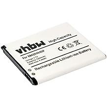 Batería compatible Samsung Galaxy S Ace2 S3 Mini GT-i8190 GT-i8160 GT-S7562 GT-I8200 SGH-T599 GT-S7562 GT-S7568 GT-S7582 GT-S7580 sustituye EB-F1M7FLU