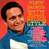 Songtexte von Willie Nelson - Country Favorites Willie Nelson Style