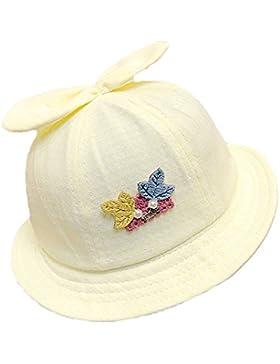 keephen Sombrero de niña niño Verano Sombrero de bebé con estampado de dibujos animados Sombrero de verano Sombrero...