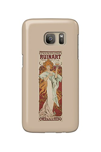 champagne-ruinart-vintage-poster-artist-mucha-alphonse-france-c-1896-galaxy-s7-cell-phone-case-slim-