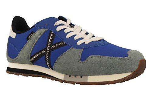 Sneakers Uomo Munich 41 Nero 03mn8620156/massana Autunno Inverno 2016/17 ysE1yYb