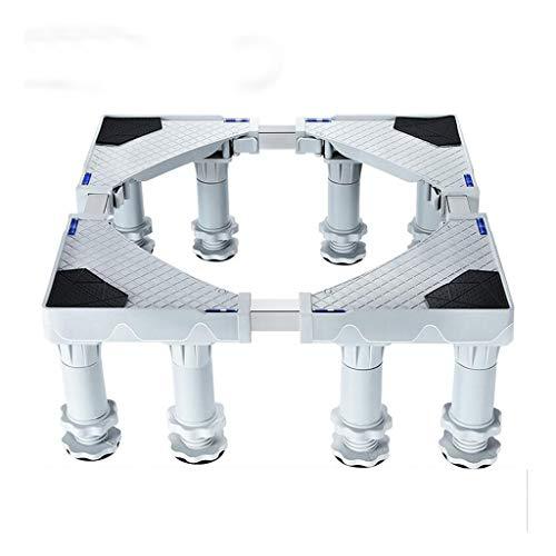 Una base doméstica que contacta directamente con la placa inferior y transmite la fuerza de soporte del soporte a la placa inferiorNombre del producto: Base de soporte de aumentoTamaño del producto: (45-75) × (44-75) × (17-20) cm.Una sección de sopor...