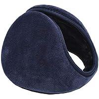 Herren/Damen Winter Plüschgefütterter Compact Ear Muff Wärmer (Blau) preisvergleich bei billige-tabletten.eu