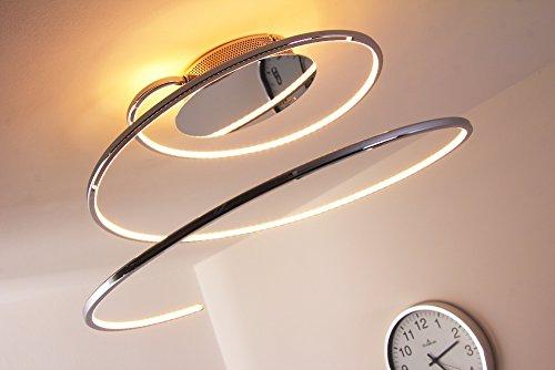 LED Deckenleuchte Ringos Spirale 24 Watt – 1300 Lumen - 9