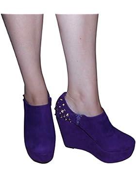 Kayla Shoes - Scarpe con plateau Donna