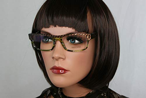 Alain mikli occhiali da vista a01251 colore b0g5 nuovi originali donna