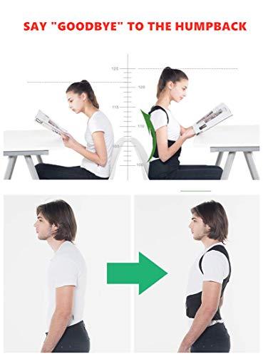 Zoom IMG-2 kindax correttore postura schiena regolabile