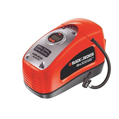 Preisvergleich Produktbild Black & Decker Elektrische Pump-Station, 12V Ansch