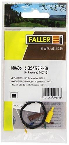faller riesenrad FALLER 180636 - Ersatzbirnen für Riesenrad 140312