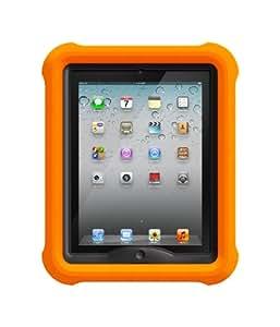 LifeProof nüüd  LifeJacket Float, Spezial-Schutzgehäuse für Apple iPad 4/3/2, bright orange