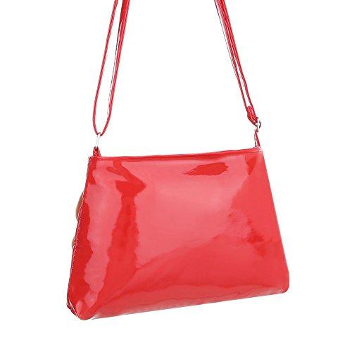 Taschen Umhängetasche Rot