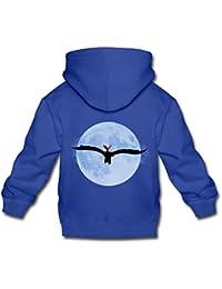DreamWorks Dragons Drachenzähmen Vollmond Ohnezahn Kinder Premium Hoodie von Spreadshirt®