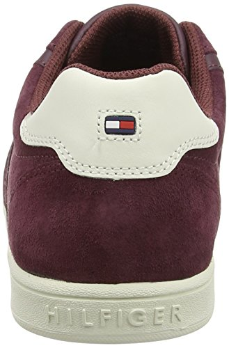 Tommy Hilfiger - Ryan 2b, Scarpa Uomo Rosso (rot (Winter Red))
