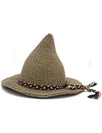 FengHe Fashion Cappello Bello del Partito di Cosplay della Strega di  Gandalf degli Uomini delle Donne 0929c80586f6