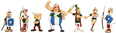 TUBO Asterix Fight 8 figurines by Plastoy