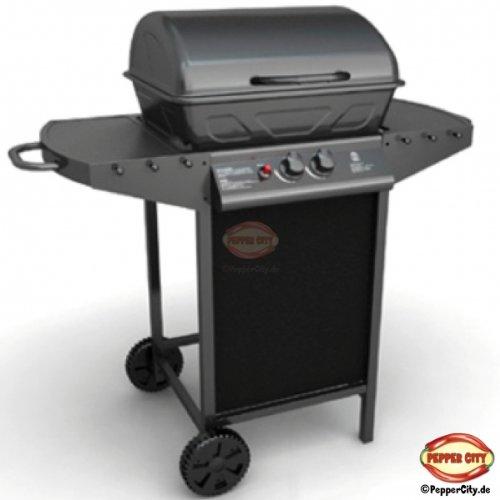 Route BBQ – Barbecue à gaz BBQ en acier