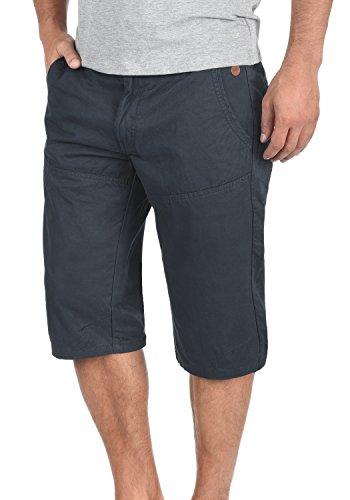Blend Sunny Chino Shorts Bermuda Kurze Hose Aus 100% Baumwolle Regular Fit, Größe:XL, Farbe:India Ink (70151)