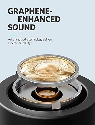 Soundcore Liberty Lite Bluetooth Kopfhörer True Wireless TWS in ear Kopfhörer von Anker, Kabellose Kopfhörer mit 12 Stunden Akkulaufzeit, Verbesserter Sound, Mikrofon und Bluetooth 5.0 - 3
