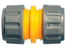 Hozelock Conector para reparar manguera de 12,5 mm Connettore per Riparare Tubo, Standard, 1x