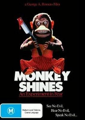 Der Affe im Menschen / Monkey Shines: An Experiment in Fear ( ) [ Australische Import ]