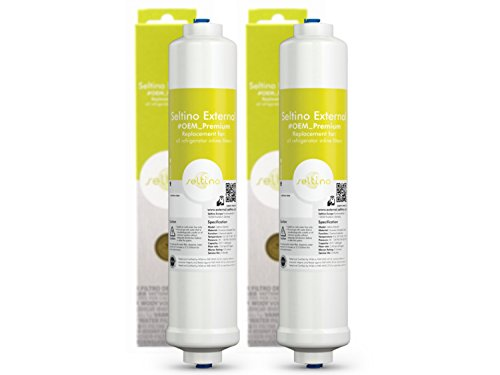 2x-seltino-external-inline-water-filter-for-samsung-refrigerator-relpacement-for-da29-10105j-and-oth