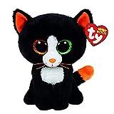 Ty Beanie Boos Black Cat Knuffel Figuur 15cm