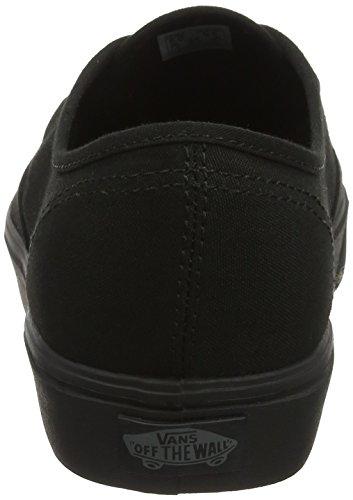 Vans Authentic Lite, Sneaker Unisex Adulti Nero (Canvas)