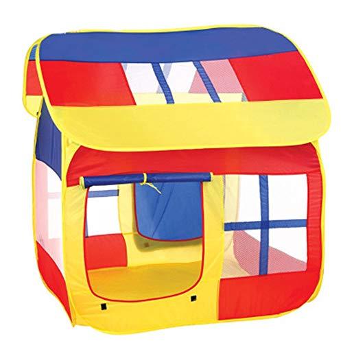 Lineary Interessantes Spielzeug für Kinder Kinderspielhaus Dach Offenes Auto Tragbares Spiel Spielzeughaus Ball Pool Drinnen & Outdoor Spielen Zelt Bestes Geburtstags