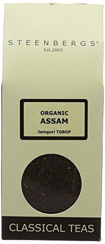 Steenbergs Organic Assam Tea 100 g (Pack of 4)