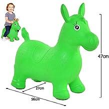 poney gonflable sauteur