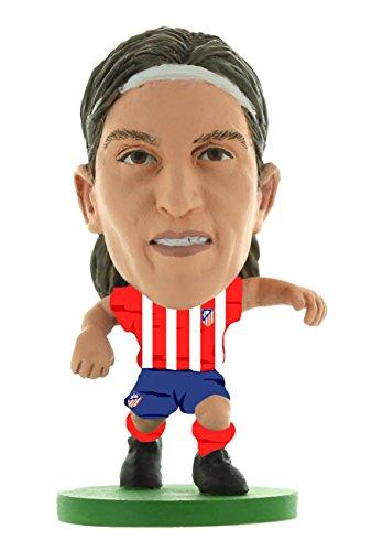 Soccer Starz soc972Atletico Madrid Filipe Luis António Classic Home Kit Preisvergleich