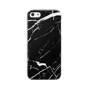 Case Scenario Coque Element pour iPhone 5/5S - Marbre Noir