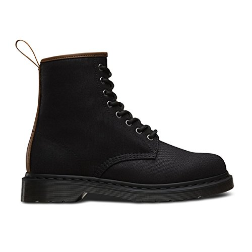 Dr.Martens Mens 1460 8 Eyelet Waxy Textile Boots