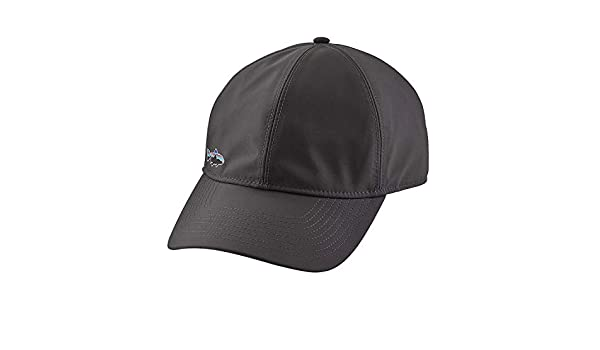 314f10b7ba9 Patagonia Men s Water-Resistant LoPro Trucker Cap Forge Grey One Size Hat   Amazon.co.uk  Clothing