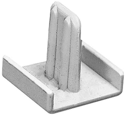 Hager KZ022 - Juego tapa lateral para puentes bipolar 10mm2(10u)