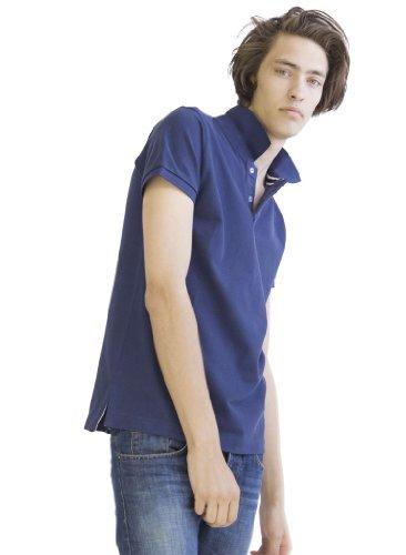 Mantis Piqué Poloshirt 'Superstar' M78 Heather Grey