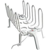 Orava électrique Sèche-chaussures pour jusqu'à 4paires de chaussures ou Gants simultanément, blanc, SW 470