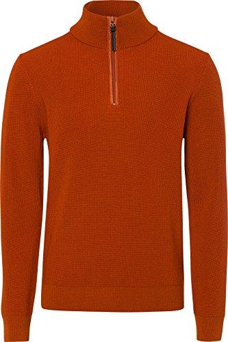 Brax Herren Pullover Steffen Orange