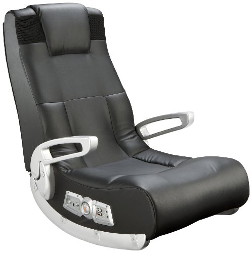 ACE BAYOU X Rocker 5143601 II Video Gaming Chair, inalámbrico, Color...