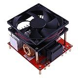 OUNONA Riscaldatore del Driver del modulo del Riscaldamento di induzione di Bassa Tensione di 500W 660 ℃ ZVS con Il Fan