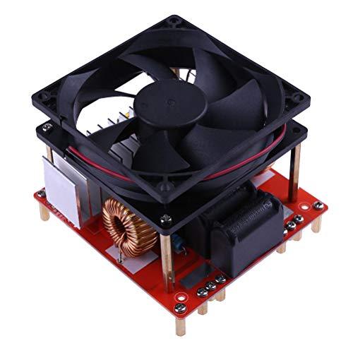 OUNONA 500W 660 ℃ ZVS Módulo del Tablero de Calentamiento por inducción de bajo Voltaje Calentador del Controlador con Ventilador